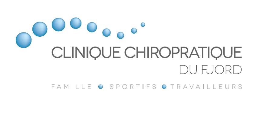 Logo clinique chiropratique du fjord